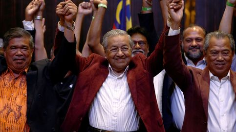La oposición gana las elecciones en Malasia por primera vez desde su independencia
