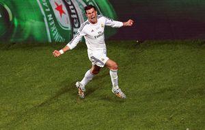 Los 92 'kilos' de Bale sentenciaron otro título que encauzó Di María