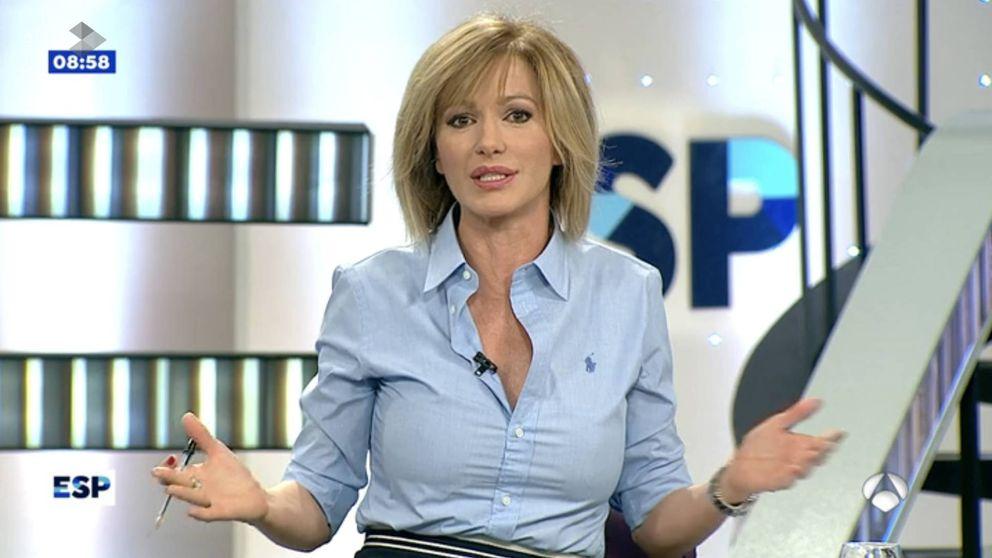 El motivo por el que Susanna Griso no está presentando 'Espejo público'
