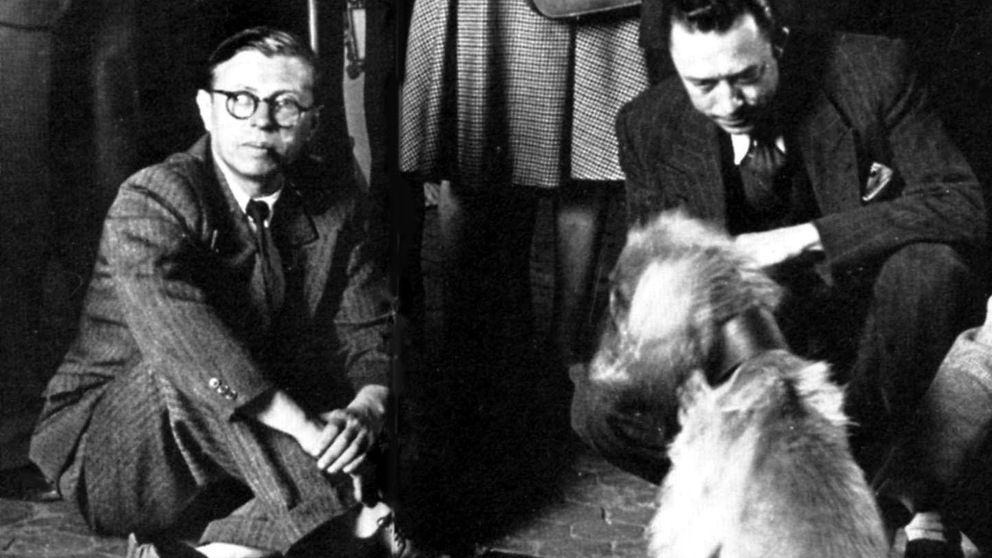 Albert Camus y Jean-Paul Sartre, de la amistad al odio en el centro del siglo XX