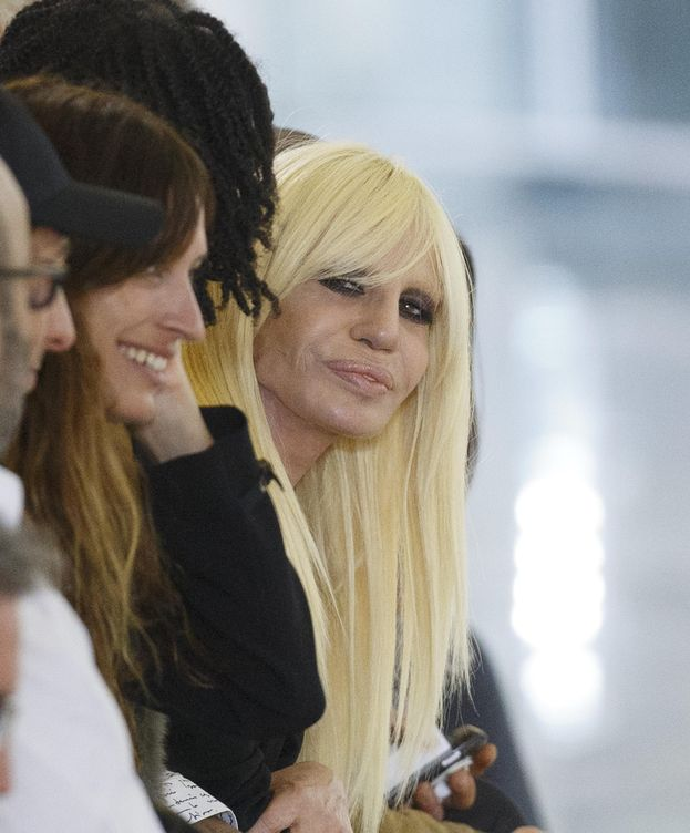 Foto: Donatella Versace