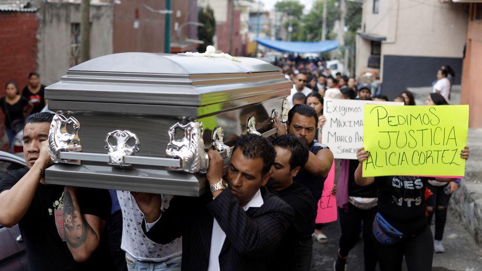 México registra diez veces más asesinatos que muertes por coronavirus