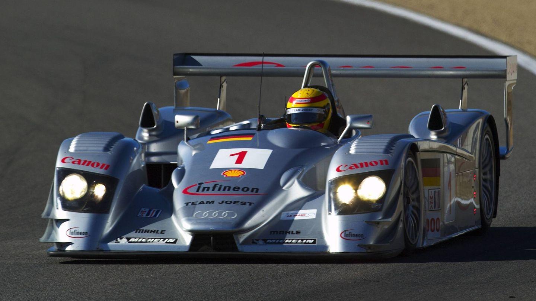 Audi ganó cinco ediciones de las 24 Horas de Le Mans con su R8 LMP. Y de las 79 carreras de Resistencia en que participó, venció en 63.