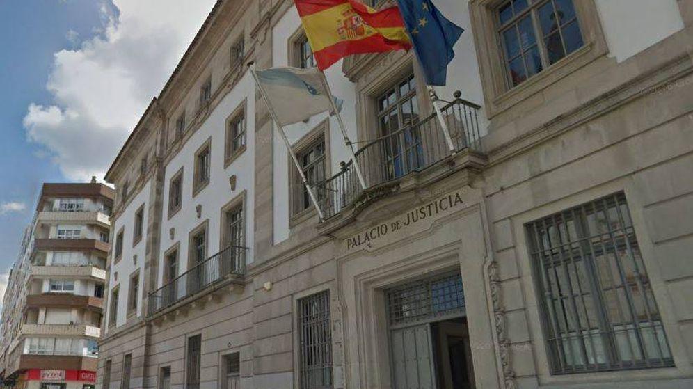 Foto: Doce años de prisión por violar a una mujer con discapacidad intelectual en Pontevedra. (Google Maps)