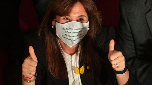 Laura Borràs, entre órdago y órdago, ya es nueva funcionaria del Estado