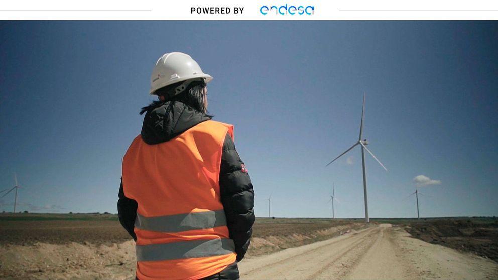 La energía que puede renovar los pueblos: viento a favor en Teruel