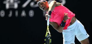 Post de Rafa Nadal, en directo: el español busca un billete a la tercera ronda de Australia