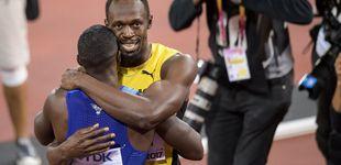 Post de La caída del más grande: Gatlin gana a Bolt en su última gran carrera