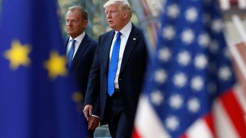 Batalla tuitera entre los socios de la OTAN: Donald (UE) vs Donald (EEUU)