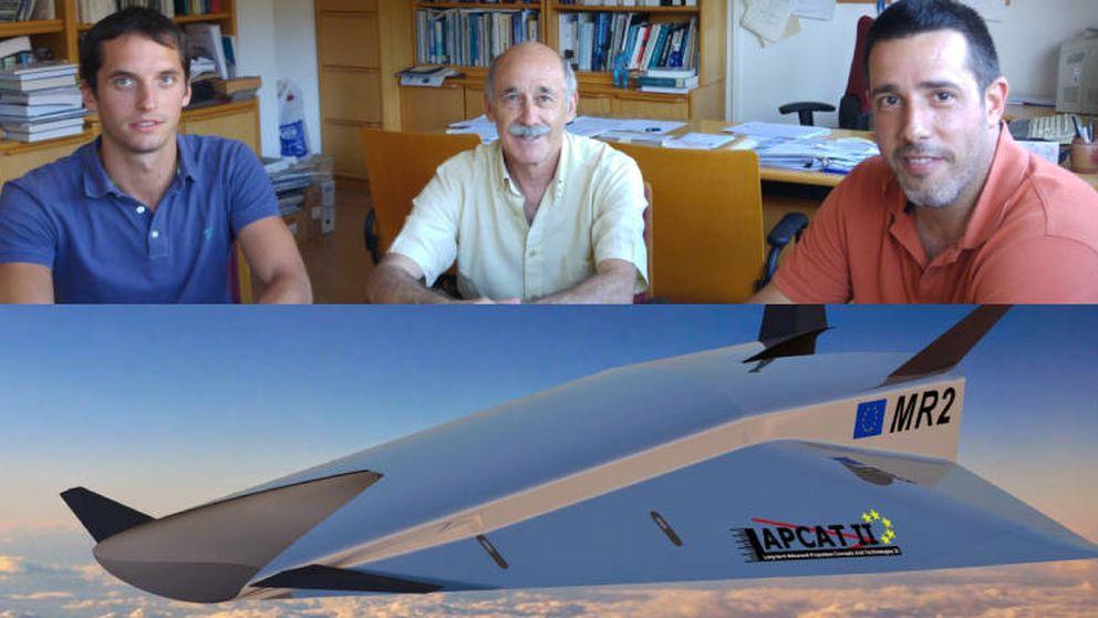 20.000 km en 3 horas: el equipo gallego que diseña el primer avión hipersónico europeo