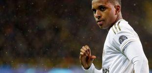 Post de La brujería de Rodrygo en el Real Madrid y cómo mejora el gol Vinícius