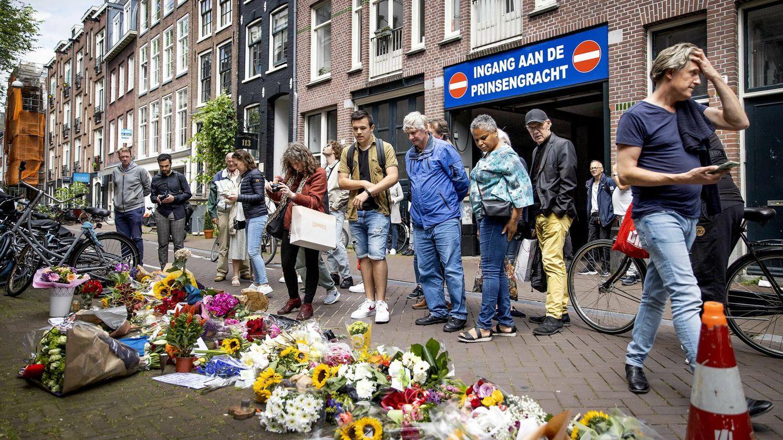 El tiroteo a un famoso periodista de investigación moviliza a Países Bajos
