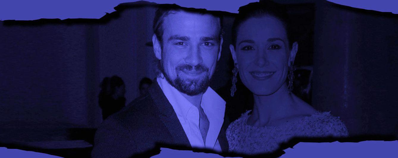 Foto: Mario Biondo y Raquel Sánchez Silva en un fotomontaje realizado en Vanitatis