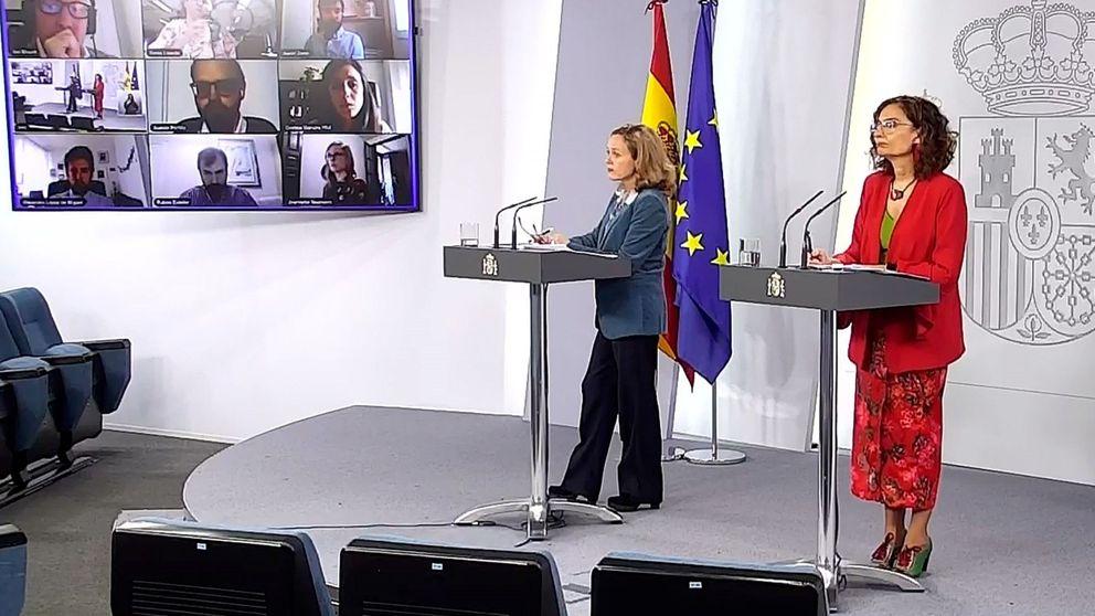 8,7M de euros para adaptar el teletrabajo de los funcionarios a marchas forzadas
