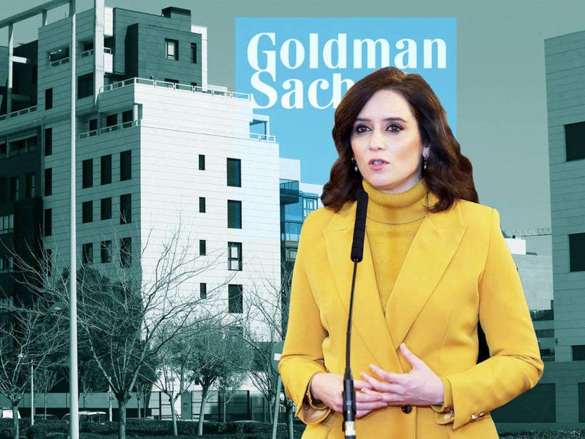 Foto: Goldman ha demandado al antiguo IVIMA