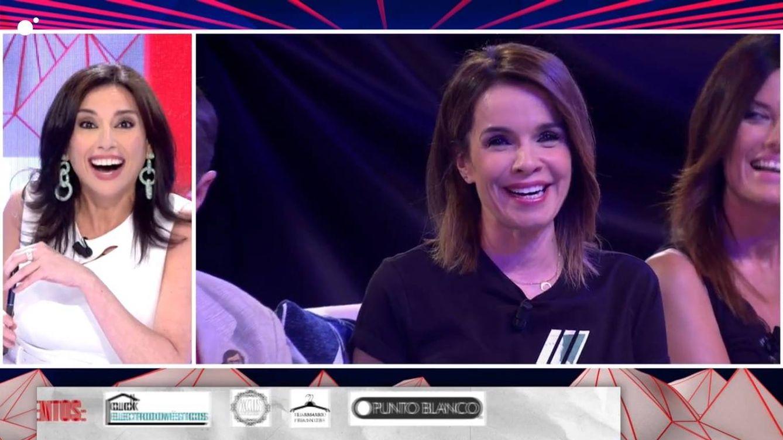 Tenso encuentro entre Marta Flich y Cristina Seguí en los baños de Telecinco