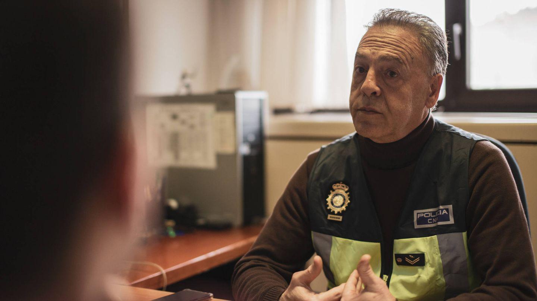 Francisco Mangas, testigo directo del ocaso de los atracadores de bancos.(J.Á.M)