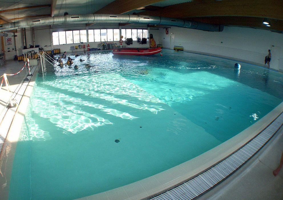 Nemo 33 la piscina m s profunda del mundo for Piscina mas profunda del mundo