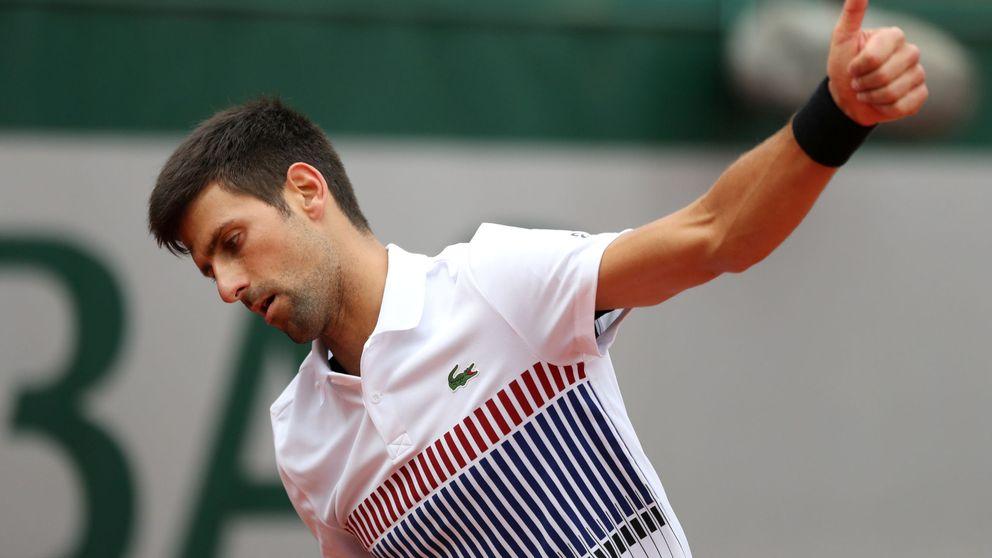 La paradoja de Djokovic: le piden que sea feliz y él cada día parece más triste