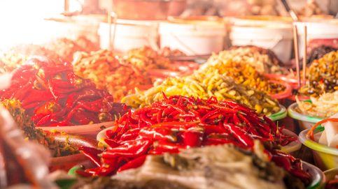 Los siete platos más picantes del mundo