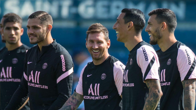 Las pérdidas para LaLiga serán numerosas tras la salida de Messi. (EFE)