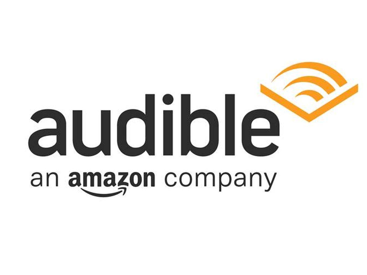 Foto: Logo de Audible. (Audible)