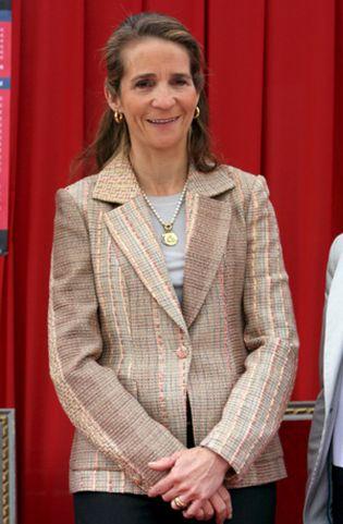 Foto: La escapada de la Infanta Elena