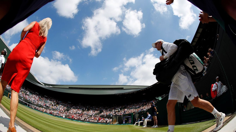 El vacío que ha dejado Luis de Guindos en el Club de Tenis Chamartín