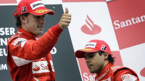 El dardo de Felipe Massa a Fernando Alonso: Todo estaba a su favor en Ferrari
