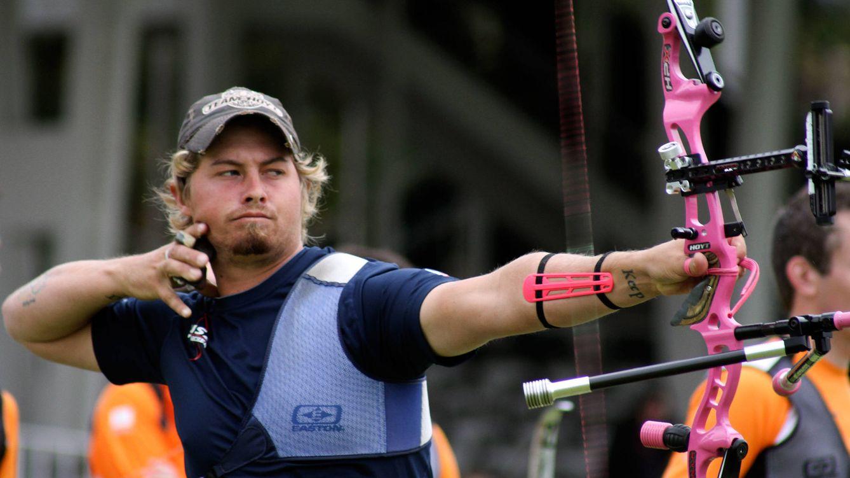 Foto: Brady Ellison en los Juegos de Río (gtres)
