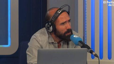 Juan Antonio Alcalá a García Ferreras sobre '90 minuti': ¿Qué te parece esa bazofia?