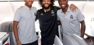Post de Por qué Vinícius tiene más valor que Rodrygo para el Madrid (según KPMG)