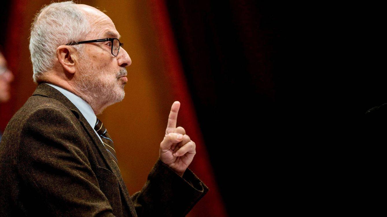 Ex de Mª del Mar Bonet, de la burguesía... Rafael Ribó, el polémico 'defensor' catalán