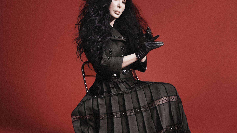 Cher para Marc Jacobs.