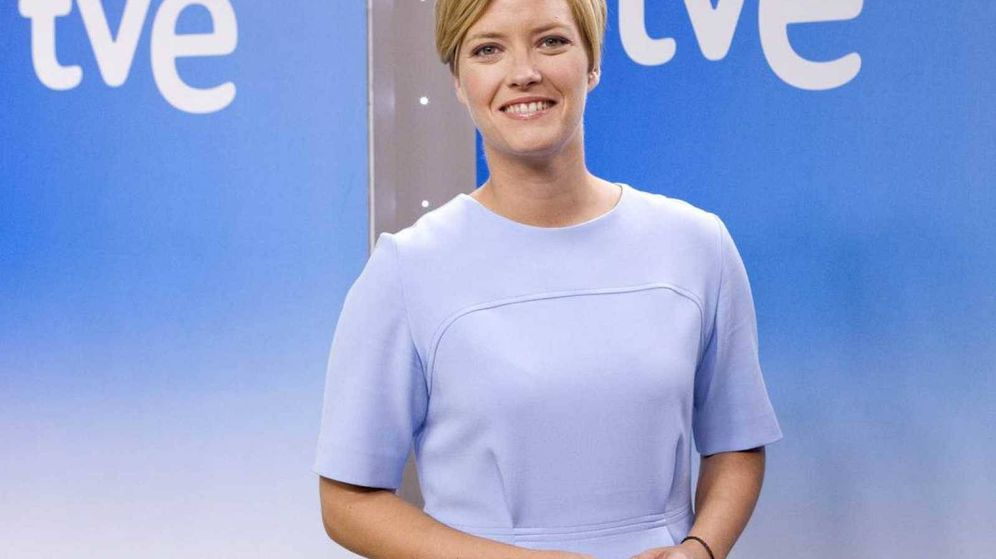 Foto: María Casado en una foto de archivo. (RTVE)
