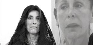 Post de 'Sálvame' se viste de luto por el abandono de Isabel Pantoja de 'Supervivientes'