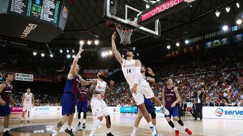 FC Barcelona Lassa - Real Madrid en directo: cuarto partido de la final de la ACB