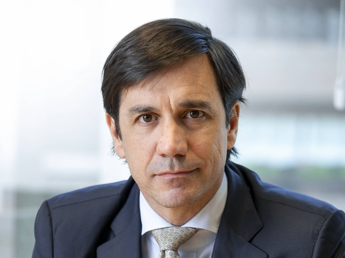 Foto: Álvaro de Remedios, presidente de Arcano.