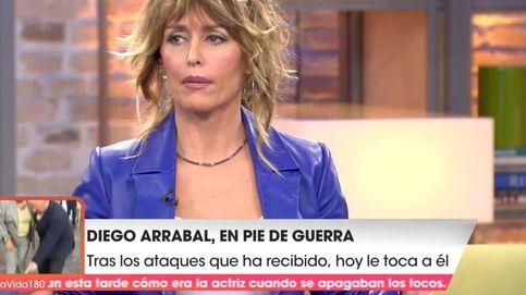 Diego Arrabal acaba con la paciencia de Emma García: Habla con respeto