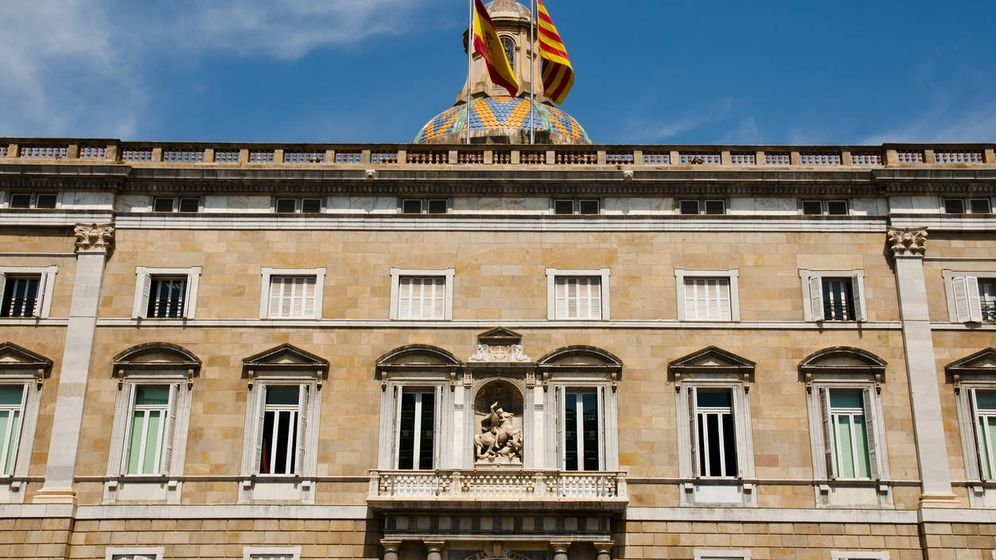 Foto: Palacio de la Generalitat de Cataluña. (iStock)