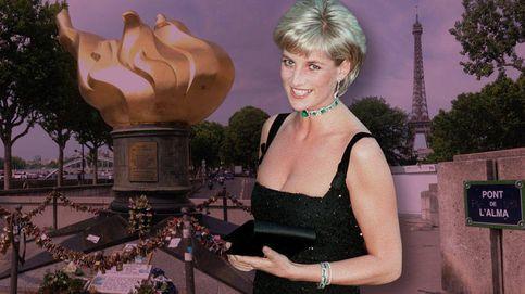 El París de Lady Di a los 20 años de su muerte