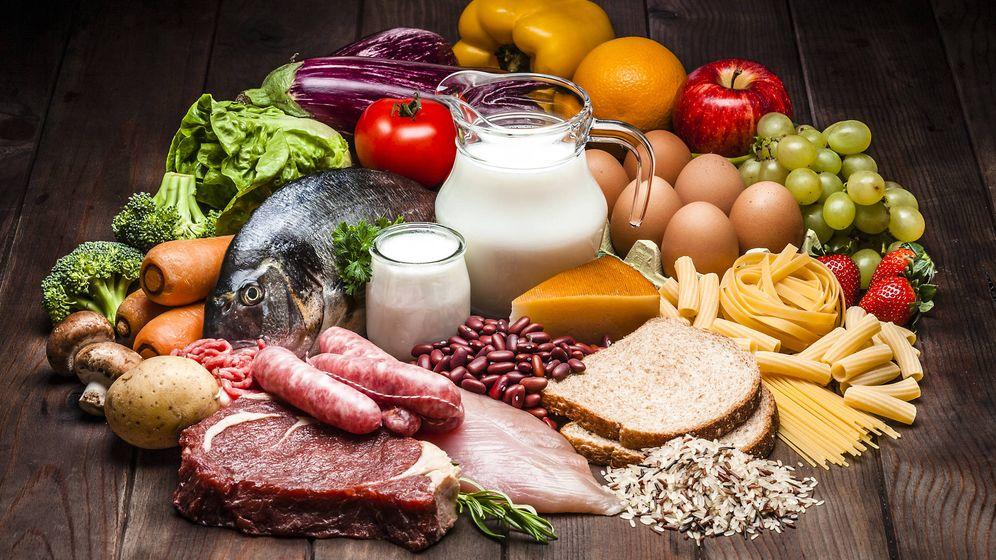 Foto: ¿Son todos estos alimentos productos aptos para una dieta? (iStock)