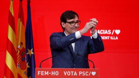 Illa y Sánchez ganan, aunque tendrán difícil impedir un Govern independentista