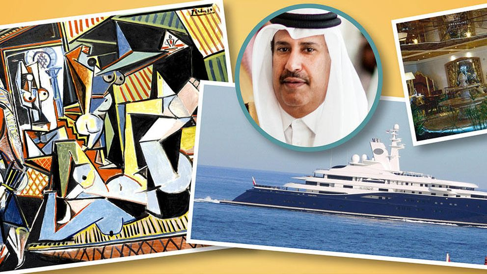 La lista de propiedades del magnate de Qatar que no llegarás a 'catar'