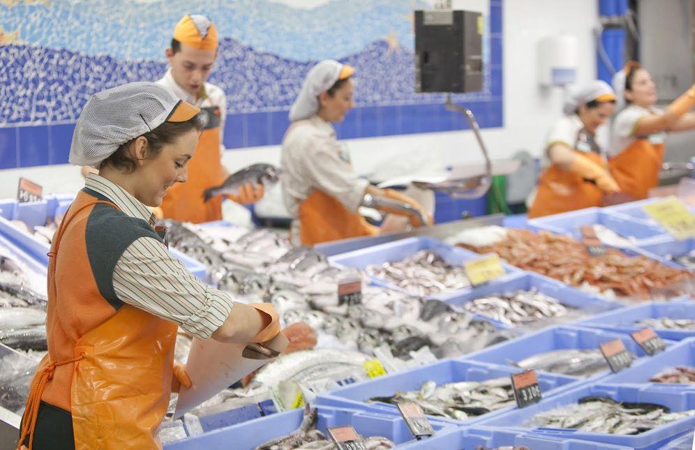 Foto: Mercadona, Carrefour y Lidl son las cadenas más rentables por superficie comercial.