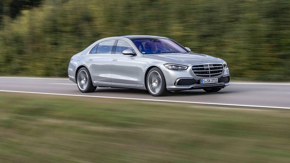 Mercedes Clase S, una nueva dimensión de lujo y tecnología