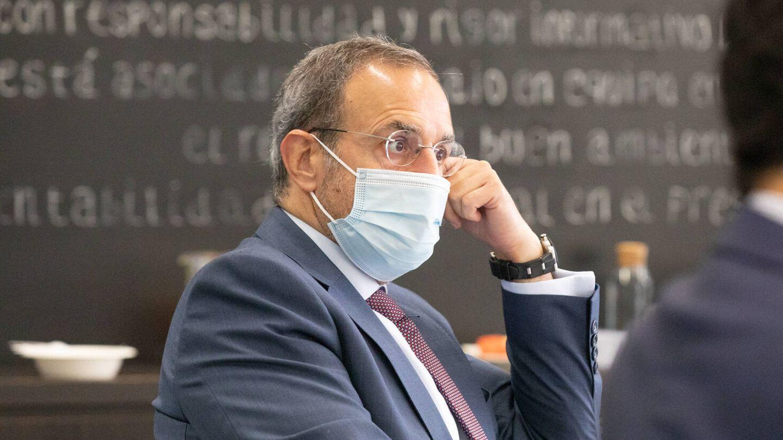 Javier Molina, director de la Asesoría Fiscal de Banco Santander.