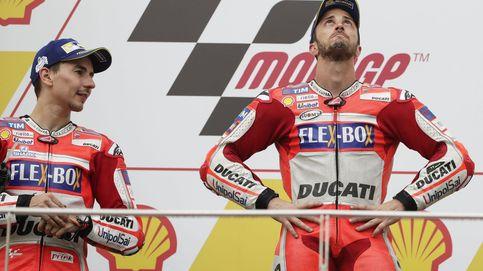 Cuando el sueldo de Dovizioso deja en entredicho a Jorge Lorenzo y Ducati