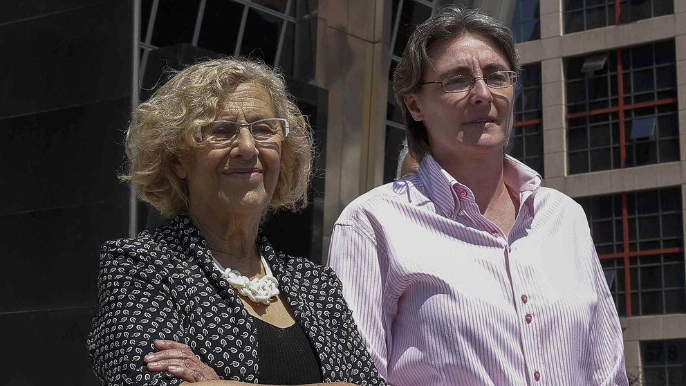 Carmena ultima un pacto con la banca para la cesión de viviendas a coste cero
