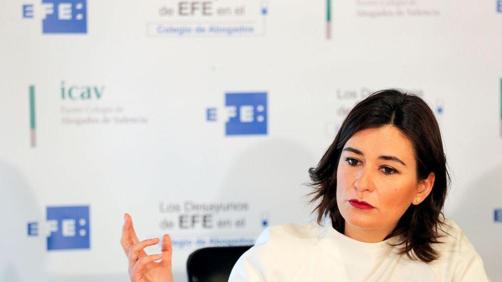 Foto: La nueva ministra de Sanidad Carmen Montón. (EFE)